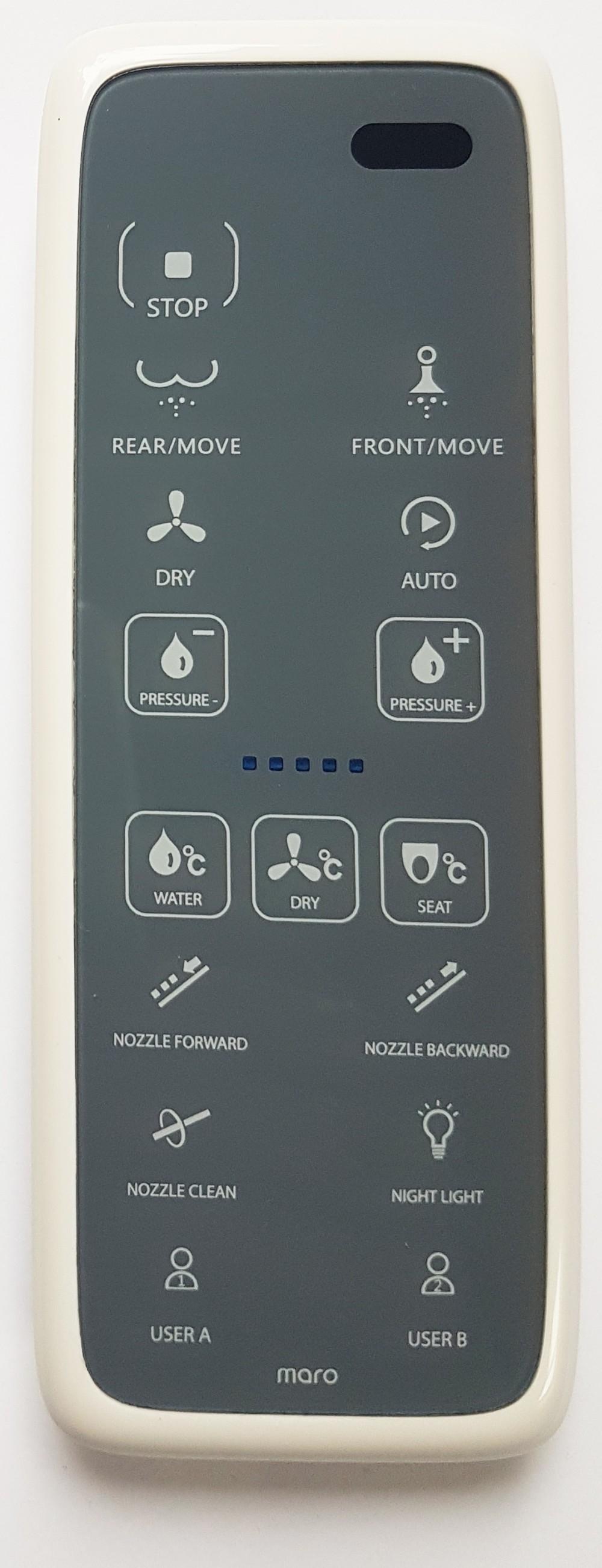 Remote Control Maro DItalia DI600 slim