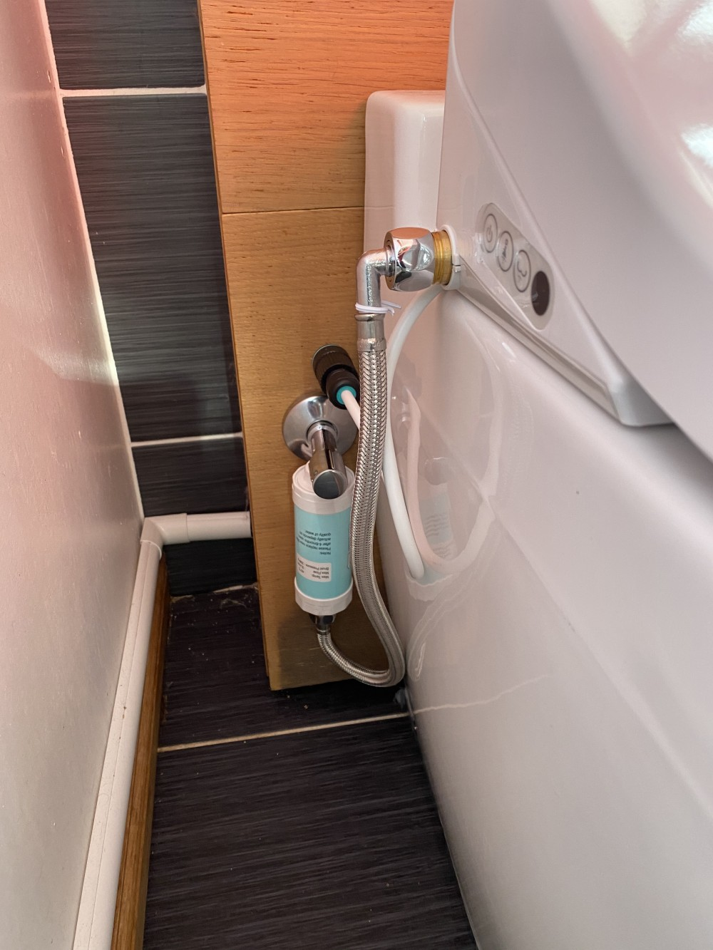 Maro D'Italia DI600 + TOTO NC CW763Y Floor-standing Rimless toilet
