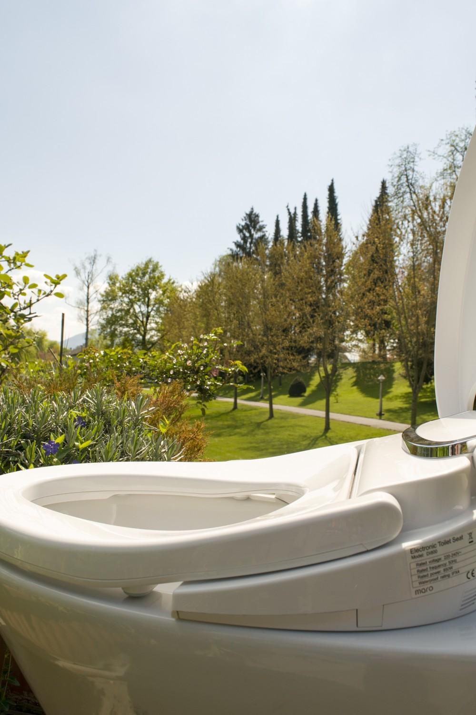 maro d'italia di800 duroplast high quality luxury bidet shower toilet