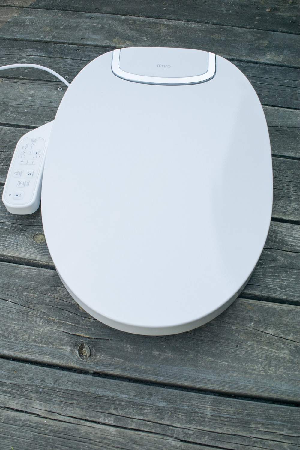 duroplast high quality shower toilet bidet seat