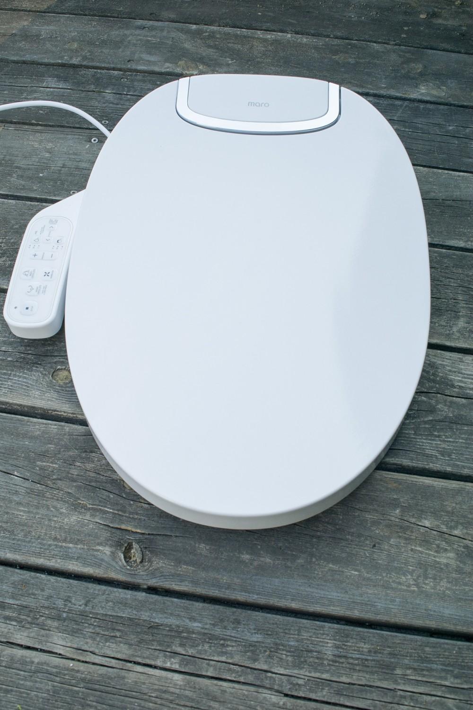 duroplast high quality shower toilet bidet seat
