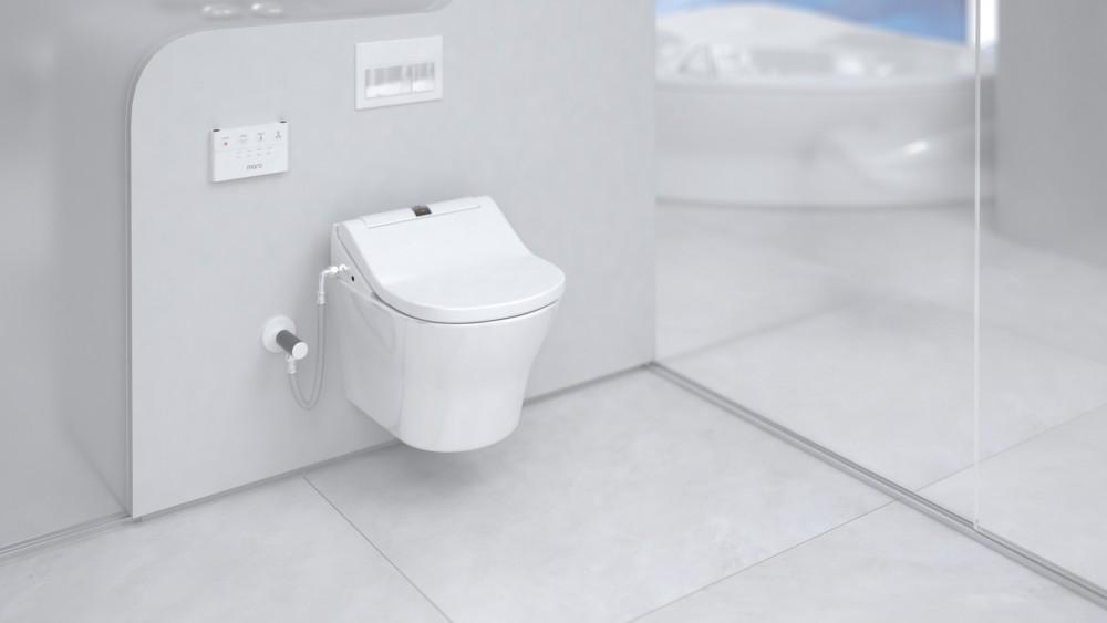 maro d'italia di600 aqualet shower toilet bidet