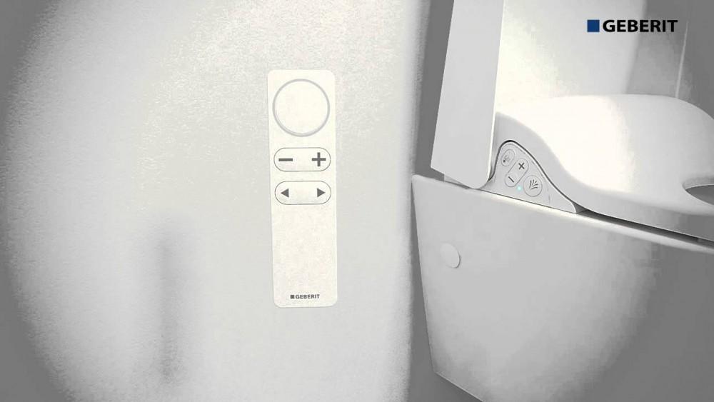 remote control aquaclean sela tooaleta
