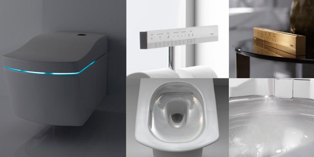 Heated Toilet Bidet