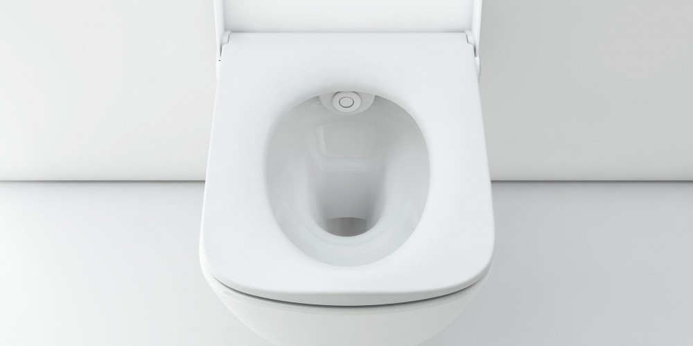 wras uk hot and cold non -electric toilet shower bidet seat