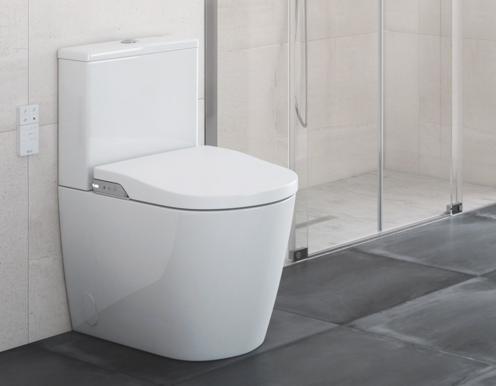 bidet roca in wash