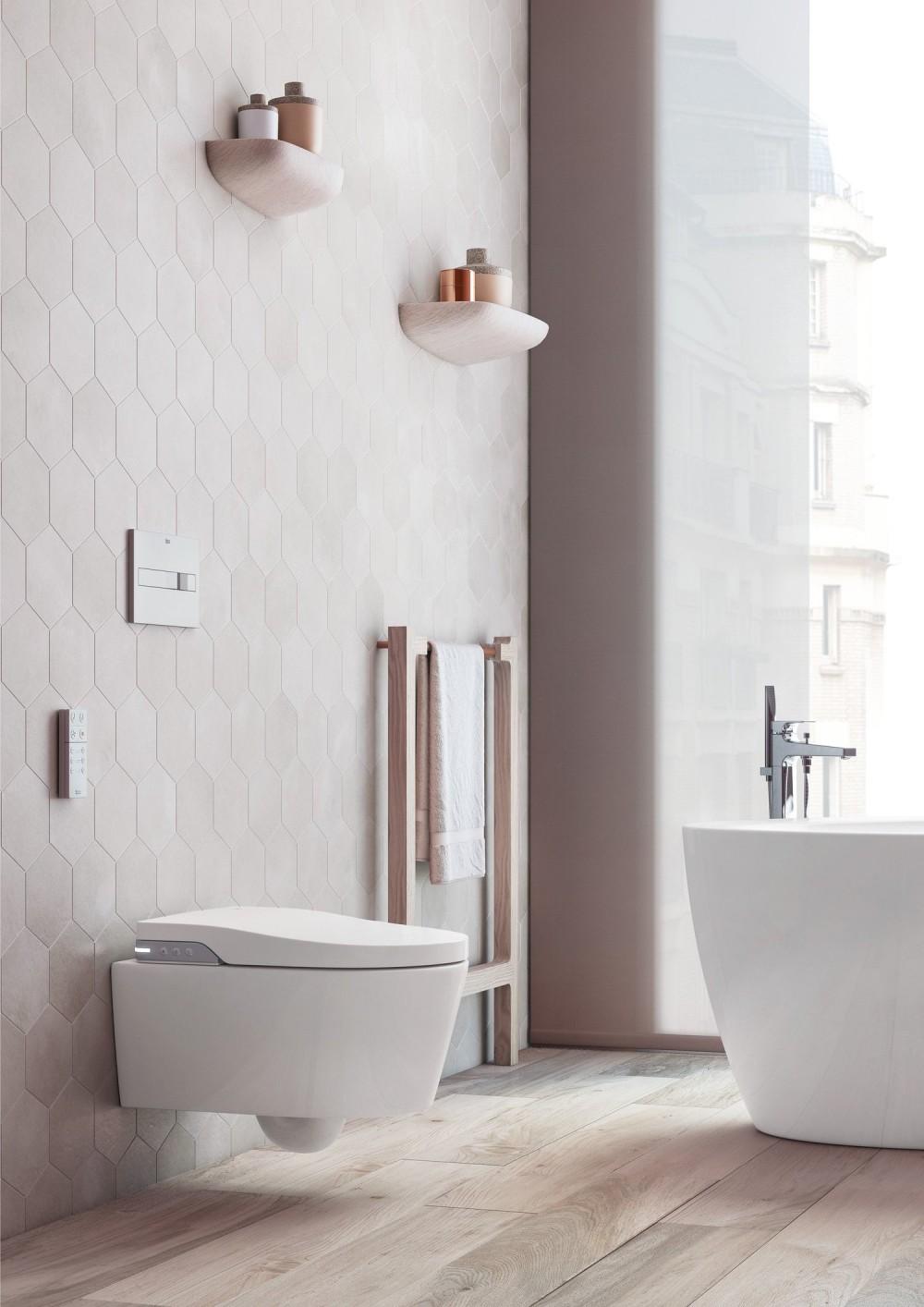 roca  In-Wash® Inspira – Smart Toilet