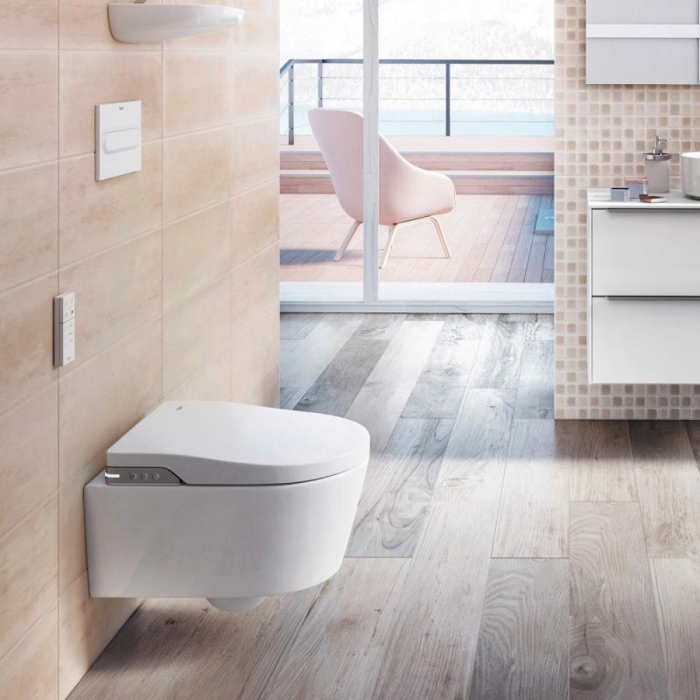 In-Wash® Inspira – The Smart Toilet