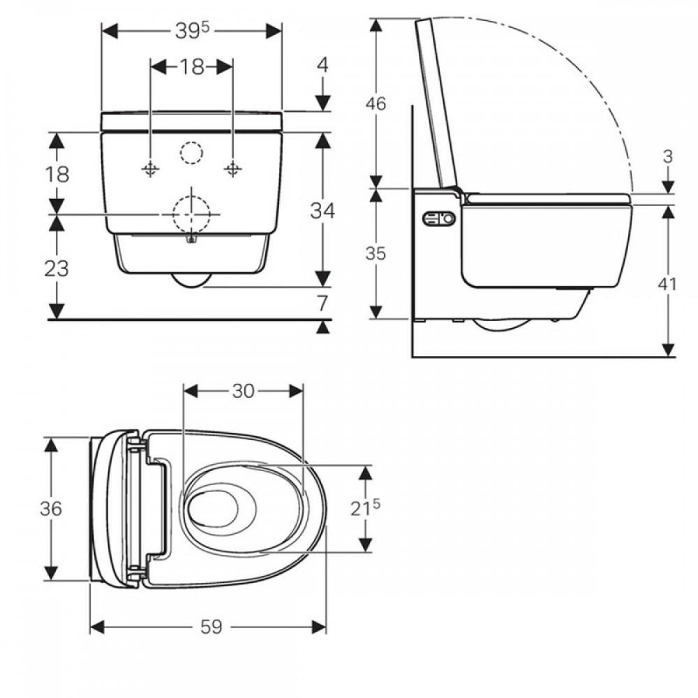 dimensions measurements