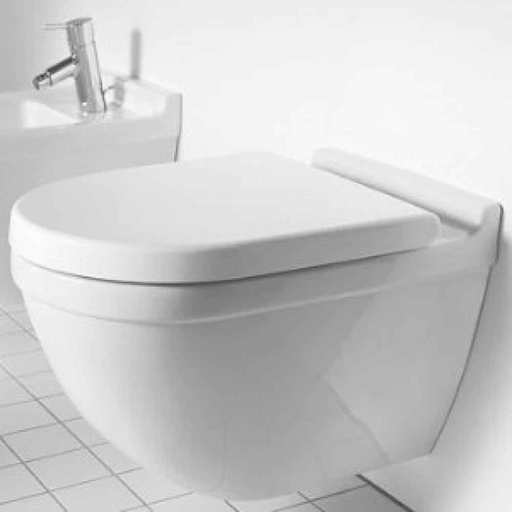 Duravit Stark 3 Rimless Wc And Soft Close Seat Set Tooaleta