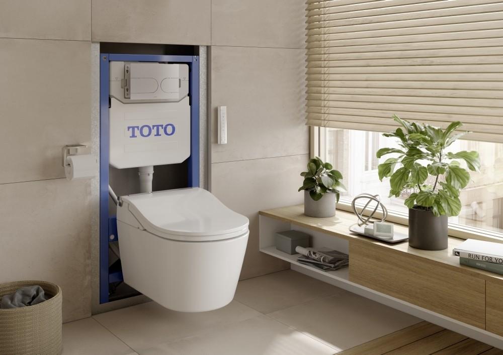 TOTO washlet rw auto flush united kingdom ireland england