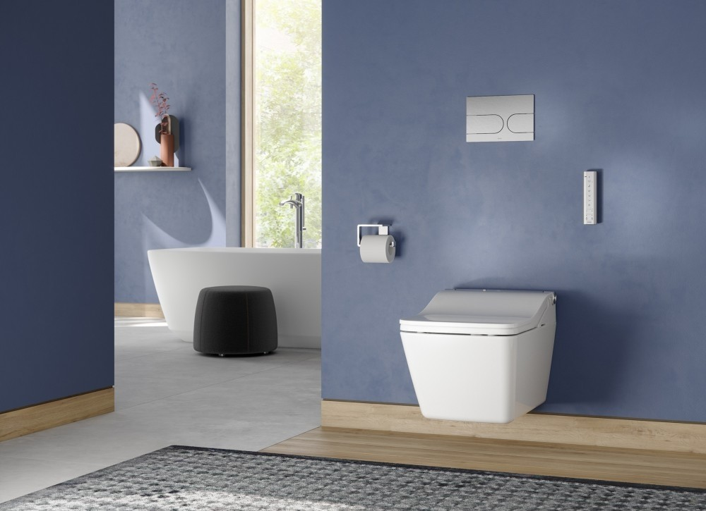 wall hung toilet SP TCF804C2G toto washlet SW