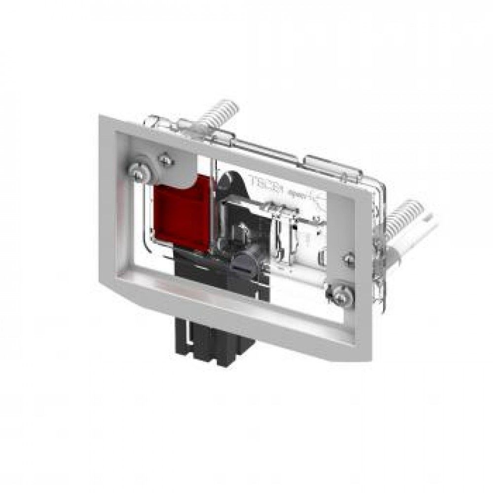 TECE insertion slot for cleaning cubes for concealed cisterns 9240950