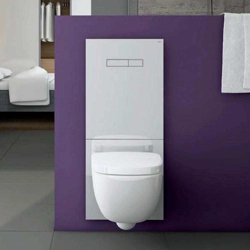 Tece Lux White Toilet Terminal Tooaleta