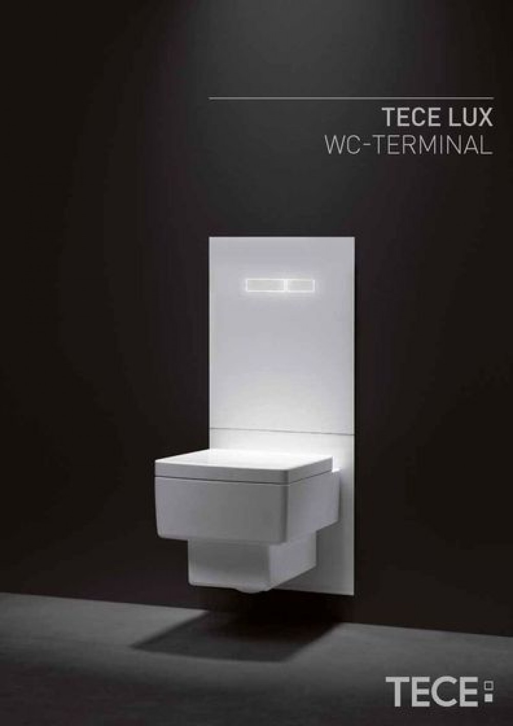 tece lux white toilet terminal tooaleta. Black Bedroom Furniture Sets. Home Design Ideas