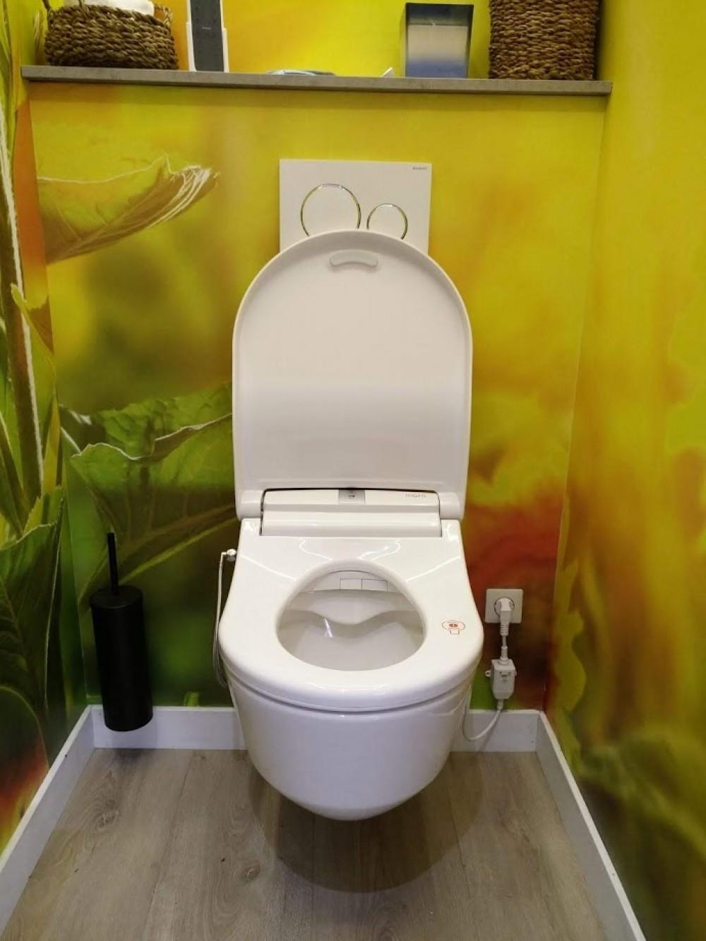 maro di600 shower toilet bidet seat