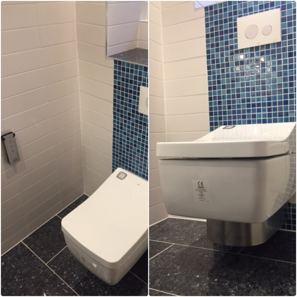 customer installation review washlet sg uk england london