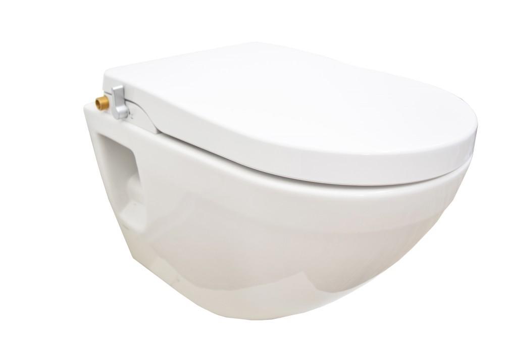 fp104 rimless shower toilet