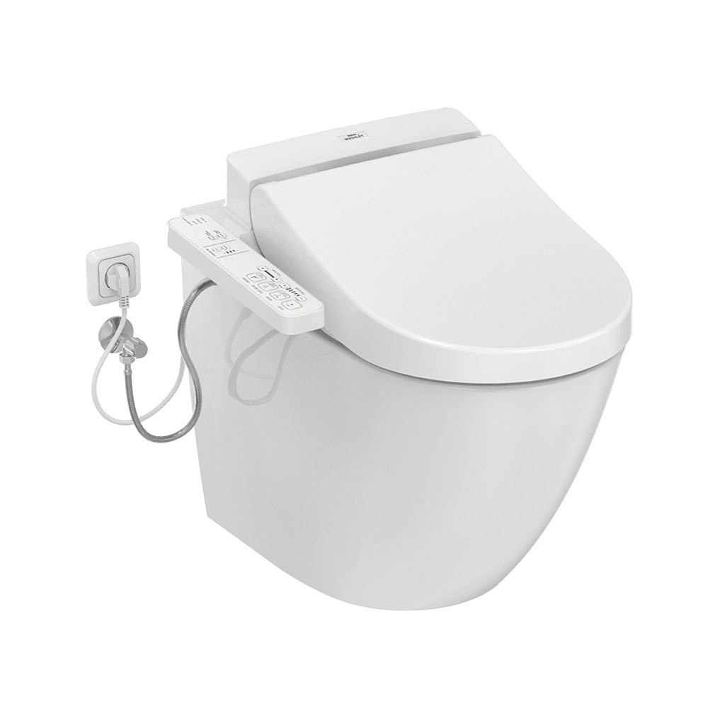 toto nc back-to-wall rimless toto ek washlet