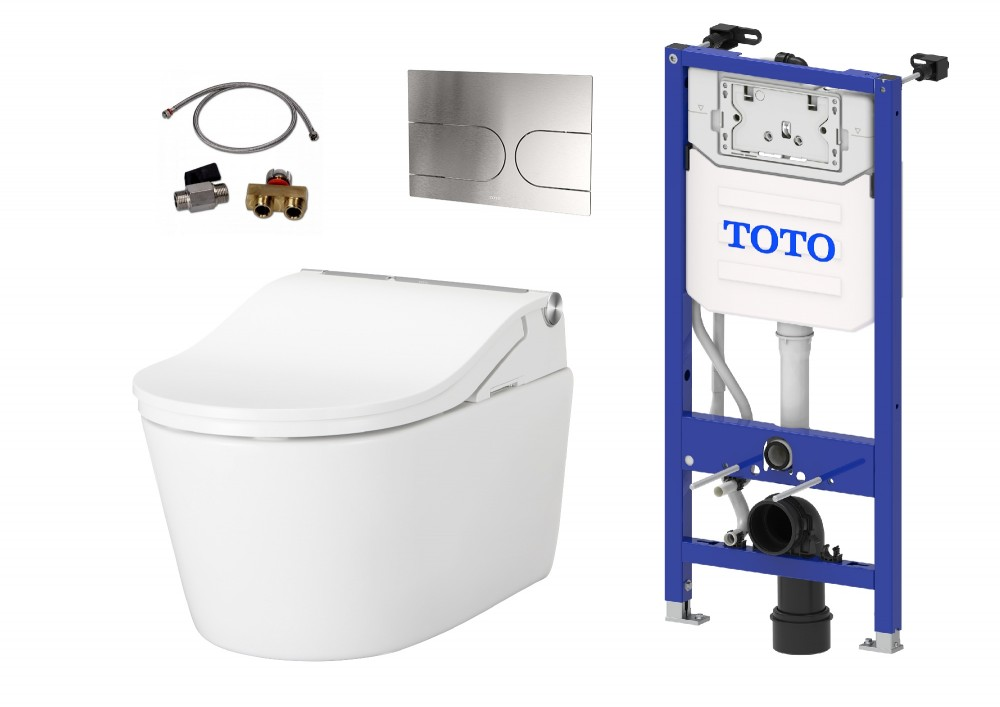 toto washlet rw prime edition auto flush