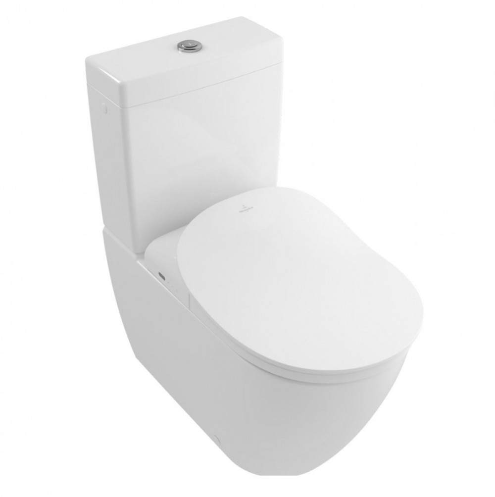 Toilet, bidet and flushing - All in one Tooaleta