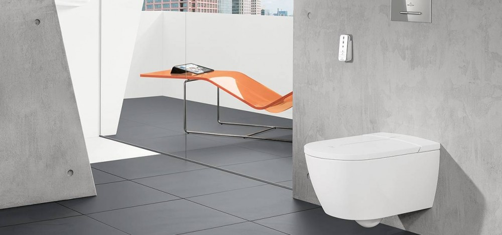 bath viclean l100 villeroy and boch