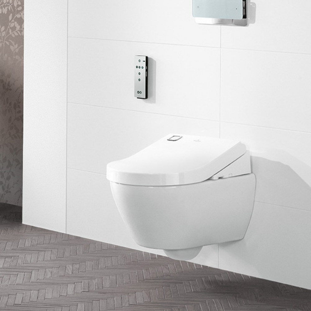 Villeroy Amp Boch Subway 2 0 Wall Mounted Washdown Toilet