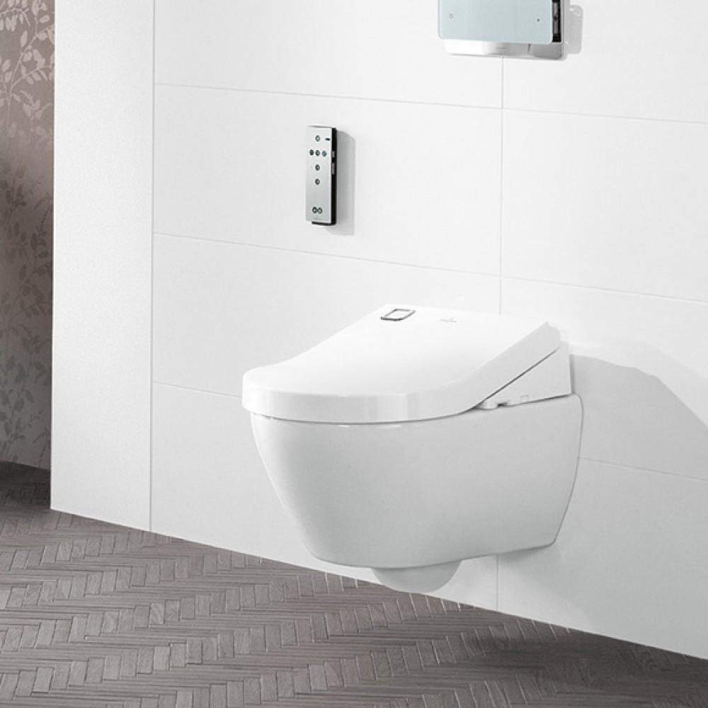 Toilet Villeroy En Boch.Villeroy Boch Viclean U Shower Toilet Combi Pack Tooaleta