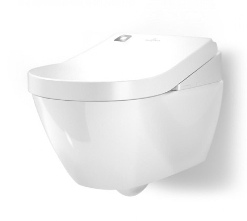Villeroy & Boch ViClean-U Shower Toilet set