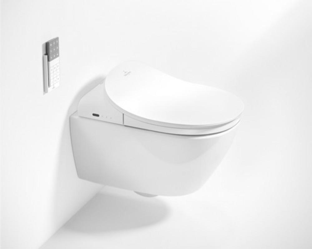 Villeroy Amp Boch Subway 2 0 Wall Mounte Rimless White With