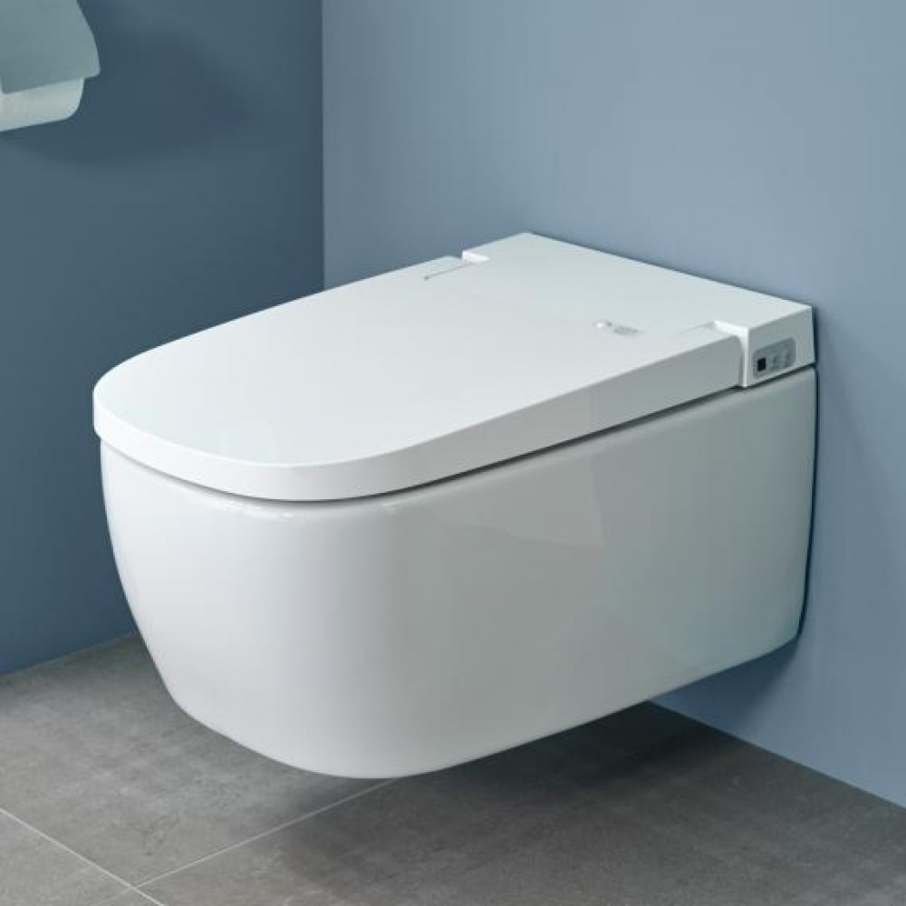VitrA V-care 1.1 Comfort shower toilet  accesability