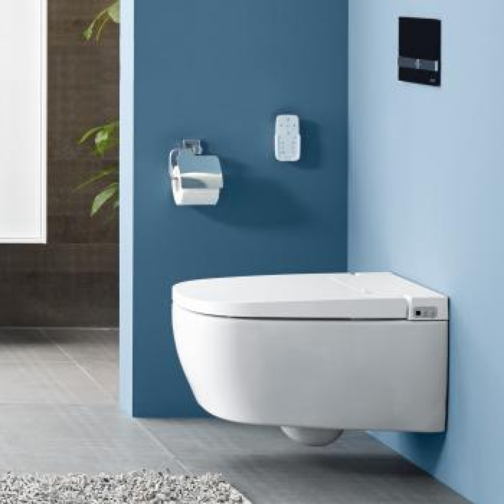 VitrA V-care Comfort shower toilet  HMS WRAS