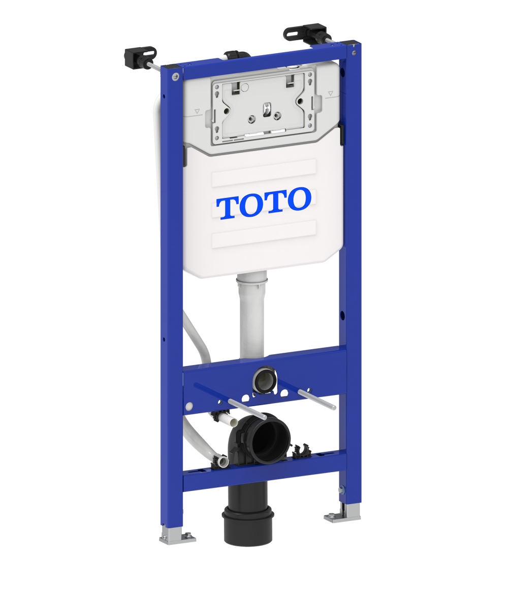 flush Frame system for WASHLET™ with automatic flush (WH182EAT)