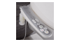 control panel bidet toilet seat coway ba16 bas16