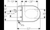 aquaclean tuma dimensions