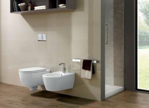 Hatria Fusion Wall hung WC