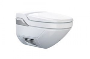Geberit Aquaclean 8000 plus - toilet bowl