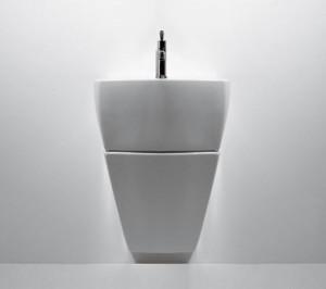 Agape 750 Wall washbasin