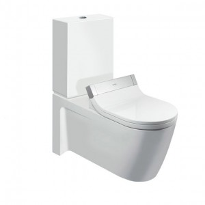 Duravit Starck 2 Toilet close-coupled #212959