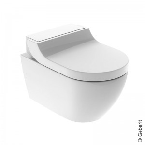 Geberit AquaClean Tuma Classic shower toilet