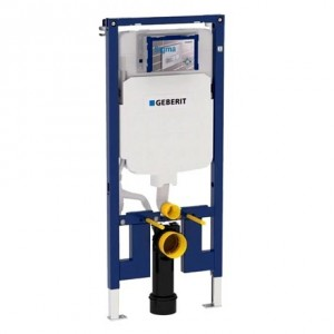 Geberit Duofix 1.14m High WC Frame