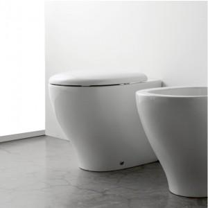 Globo BOWL+ floorstanding toilet L: 50 W: 38 cm BP002BI