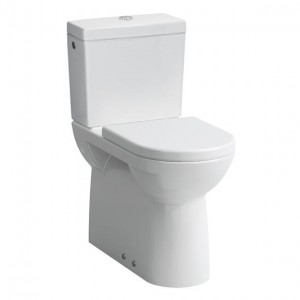 Laufen Pro floorstanding toilet for shower toilets
