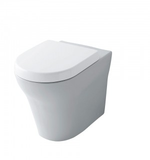 TOTO MH series floor standing back to wall toilet pan
