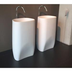 Agape PEAR C Column washbasin