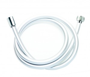 PVC Silver shower hose 1/2""