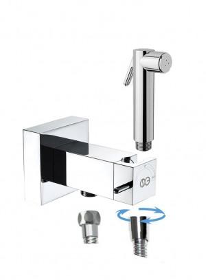 Maro D'italia square mixer Hydrobrush-  SG920