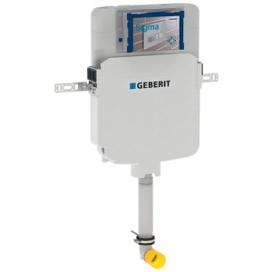 Geberit Sigma concealed cistern 8 cm, 6 / 3 litres