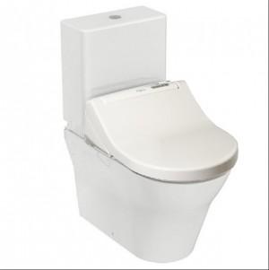 Maro d italai di600 toilet bidet set combination toto mh close coupled toilet pan