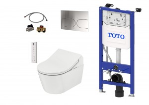 toto washlet rx ewater+ automatic flush auto flush